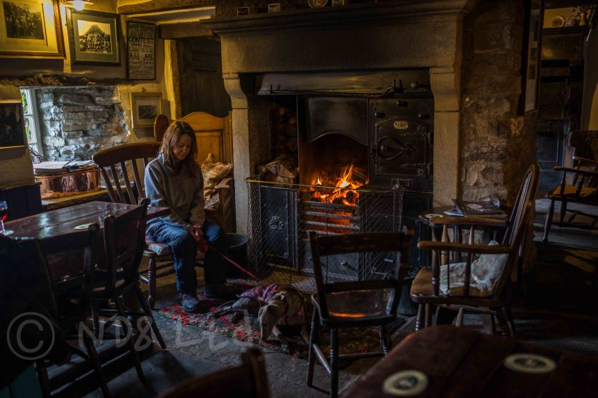 Green Dragon Inn, Hardraw Force, Sony RX1