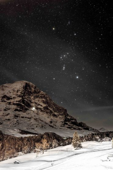 North Face of the Eiger & Orion | Sony RX1 | www.richardjwalls.com