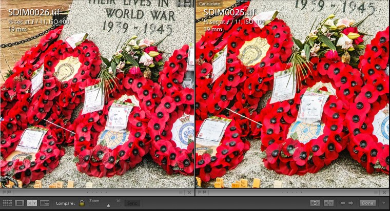 Ossett War Memorial | Merrill - Quattro Detail | www.richardjwalls.com