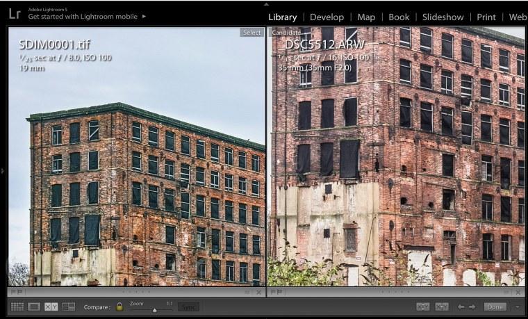 Victoria & Hunslet Mills Detail | Sigma - Sony | www/richardjwalls.com
