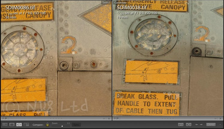 Tornado Fuselage Detail | Sigma DP1 - Sigma DP3| www.richardjwalls.com