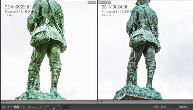 Ossett War Memorial   Quattro - Merrill Detail   www.richardjwalls.com