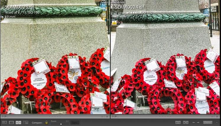 Ossett War Memorial   - Quattro - Merrill Detail   www.richardjwalls.com