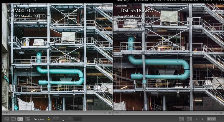 Detail, Recycling and Energy Recovery Facility, Leeds | Sigma - Sony | www.richardjwalls.com