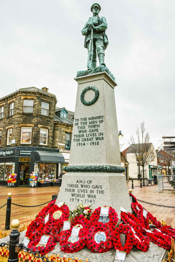 Ossett War Memorial | Sigma DP1 Quattro | www.richardjwalls.com