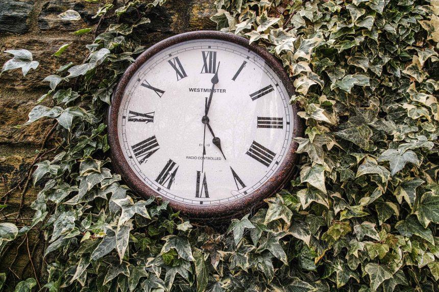 Clocks & Green | Sigma DP1 Merrill | www.richardjwalls.com