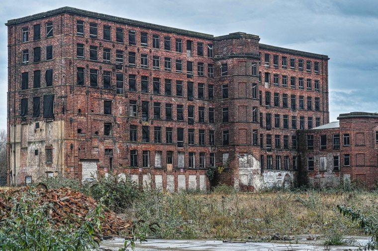 Hunslet Mill | Sigma DP3 Merrill | www/richardjwalls.com