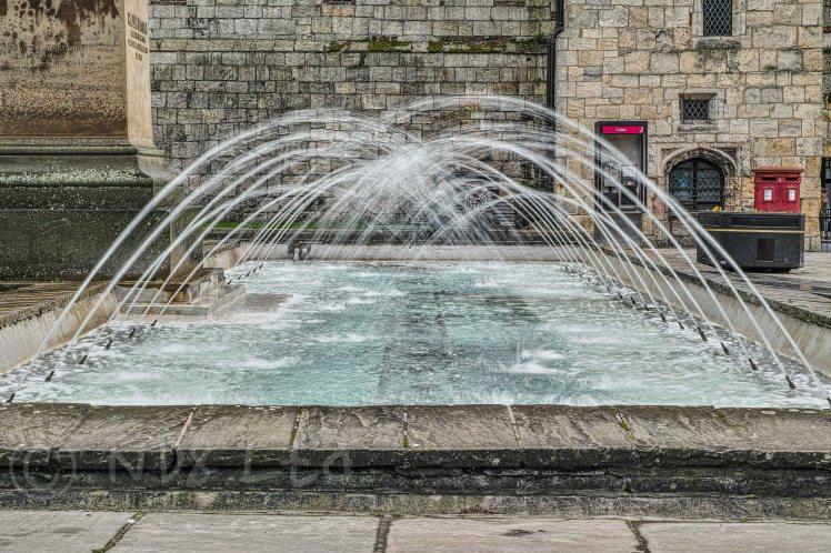 Fountain, York | Sigma DP3 Merrrill | www.richardjwalls.com