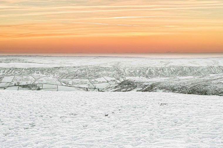 Sunset from Blakey Ridge, North York Moors | Sigma DP3 Merrill | www.richardjwalls.com