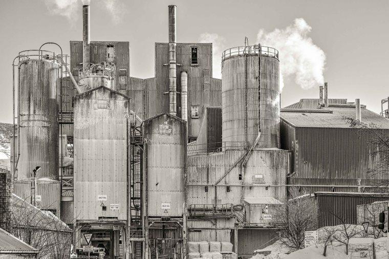 Lime Works, Peak District | Sigma DP3 Merrill | www.richardjwalls