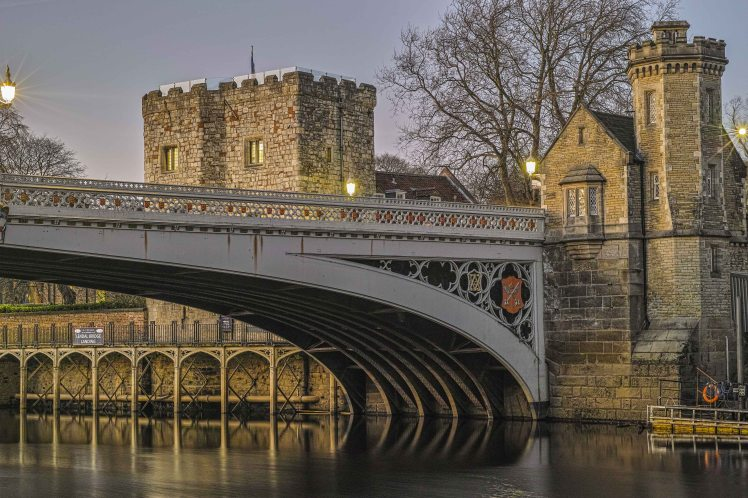 Lendal Bridge, York | Sigma DP3 Merrill | www.richardjwalls.com