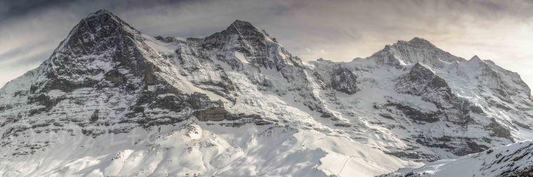 Eiger, Mönch & Jungfrau | Sony RX1 | www.richardjwalls.com