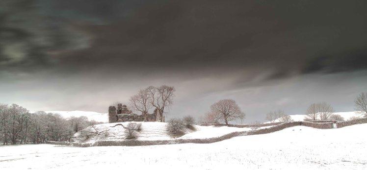 Pendragon Castle, Cumberland | Sigma DP1 Merrill | www.richardjwalls.com
