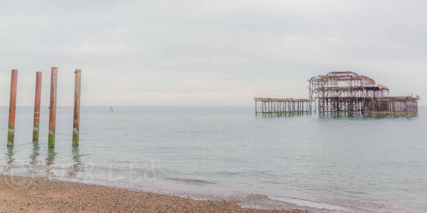 Brighton West Pier | Sony RX1 | www.richardjwalls.com