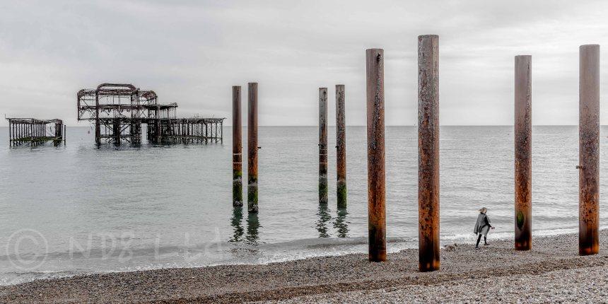 Brighton West Pier | Sony RX1 | www.richardjwalls.com