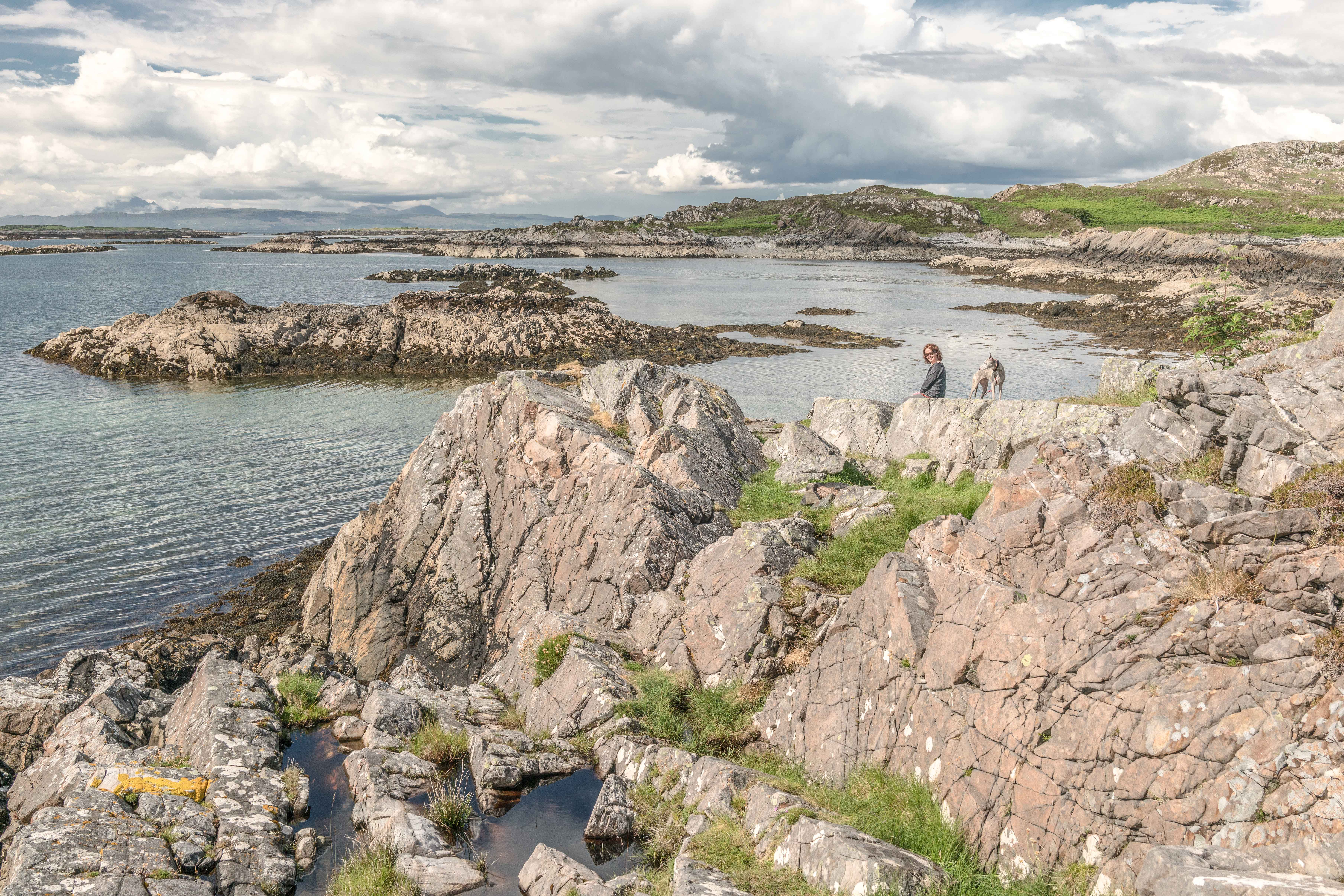 Leeds Climbing Wall >> To the Isle of Harris, The Slow Way – The Old School Muker