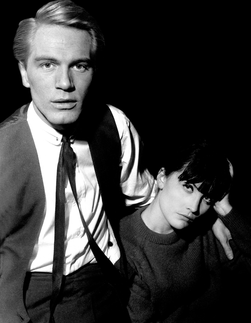 Adam Faith Sandi Shaw
