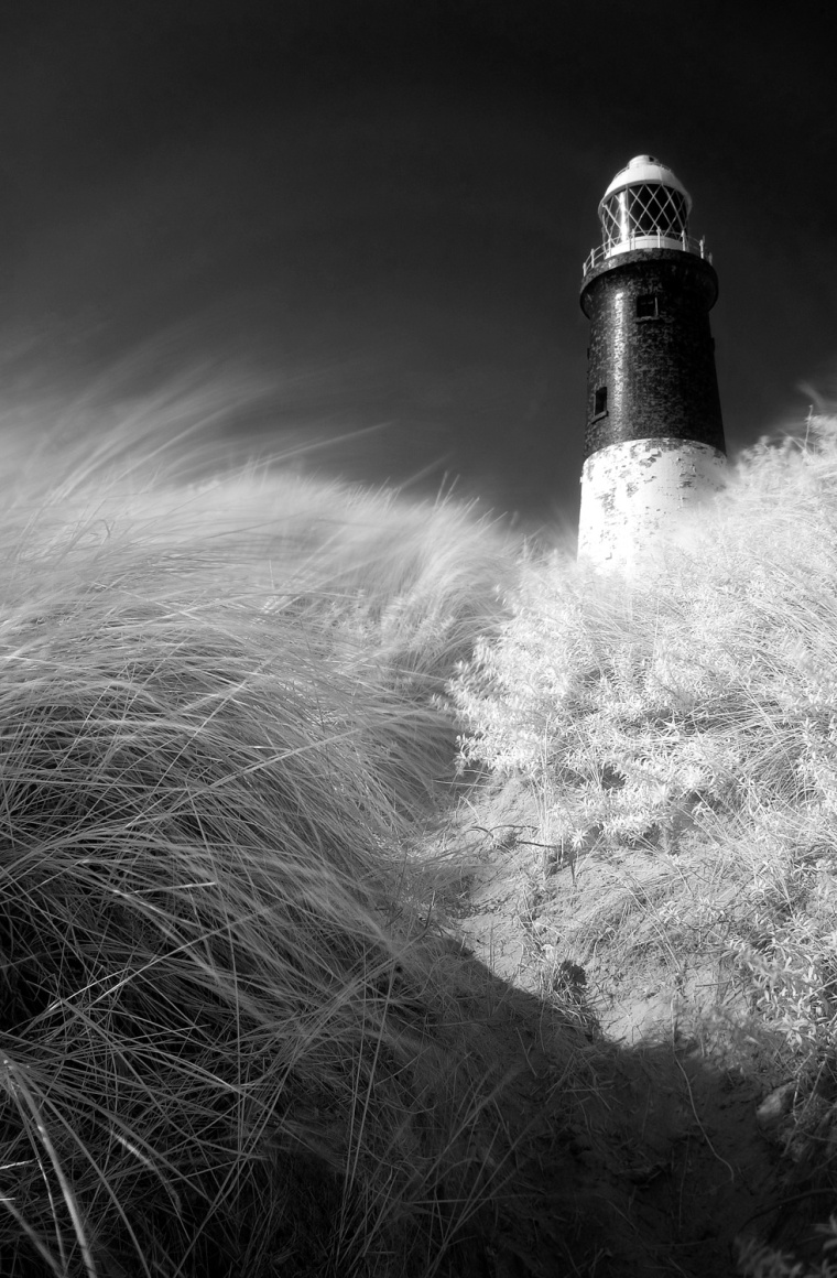 Spurn Lighthouse - Richard Burdon