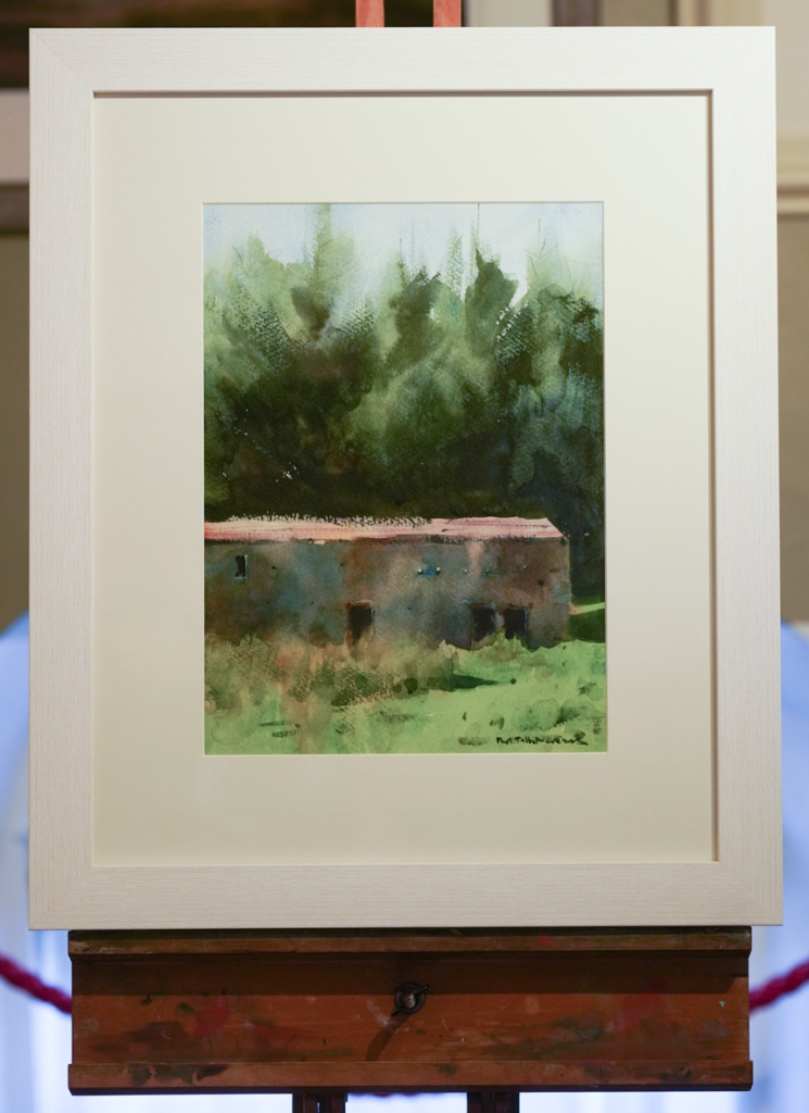 In the Shadow of the Plantation, Swaledale | Paul Talbot-Greaves | Framed 50x60cm | £340